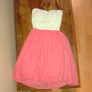 Dressy Strapless Top American Eagle